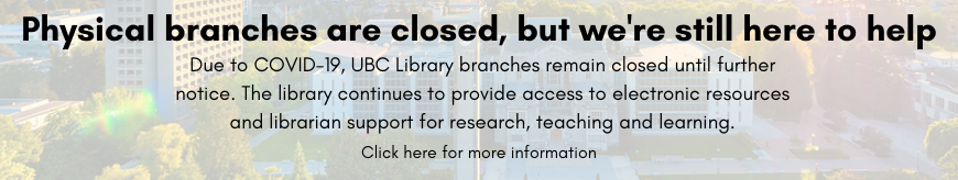 link to service notices for library